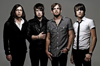 Kings of Leon & Local Natives at Oak Mountain Amphitheatre