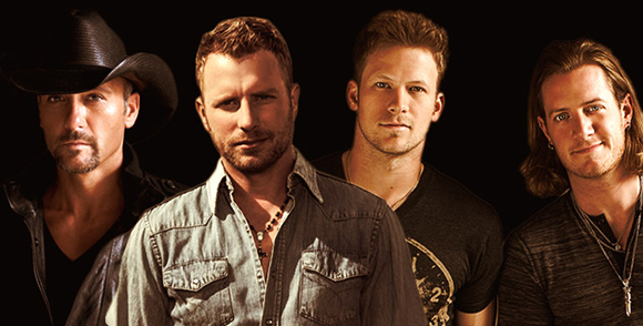 2015 Country Megaticket Tickets (Includes All Performances) at Oak Mountain Amphitheatre