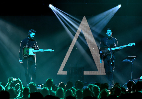 Alt-J at Oak Mountain Amphitheatre