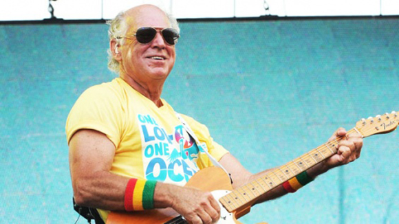 Jimmy Buffett at Oak Mountain Amphitheatre