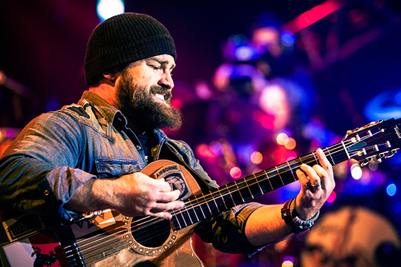 Zac Brown Band at Oak Mountain Amphitheatre