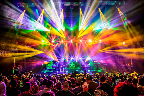 STS9 & Griz  at Oak Mountain Amphitheatre