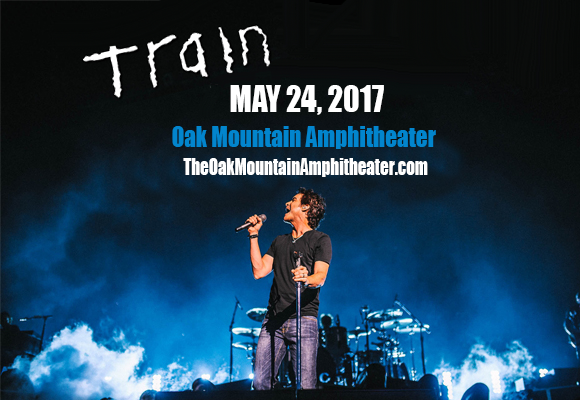 Train, Natasha Bedingfield & O.A.R. at Oak Mountain Amphitheatre