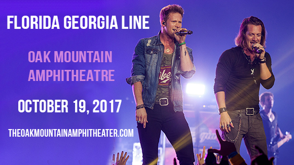 Florida Georgia Line, Nelly & Chris Lane at Oak Mountain Amphitheatre