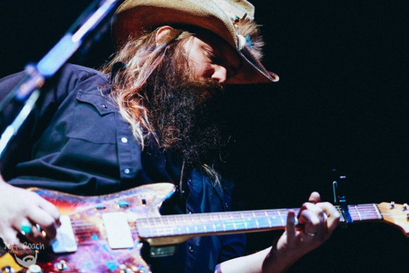 Chris Stapleton, Anderson East & Brent Cobb at Oak Mountain Amphitheatre