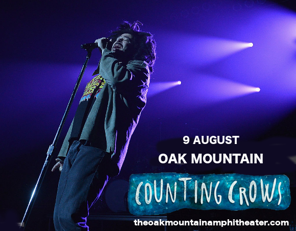 Counting Crows & Matchbox Twenty at Oak Mountain Amphitheatre