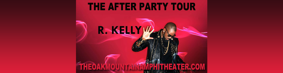 R. Kelly at Oak Mountain Amphitheatre