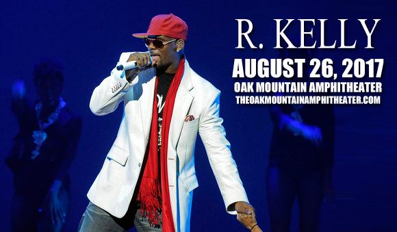 R. Kelly at Oak Mountain Amphitheatre