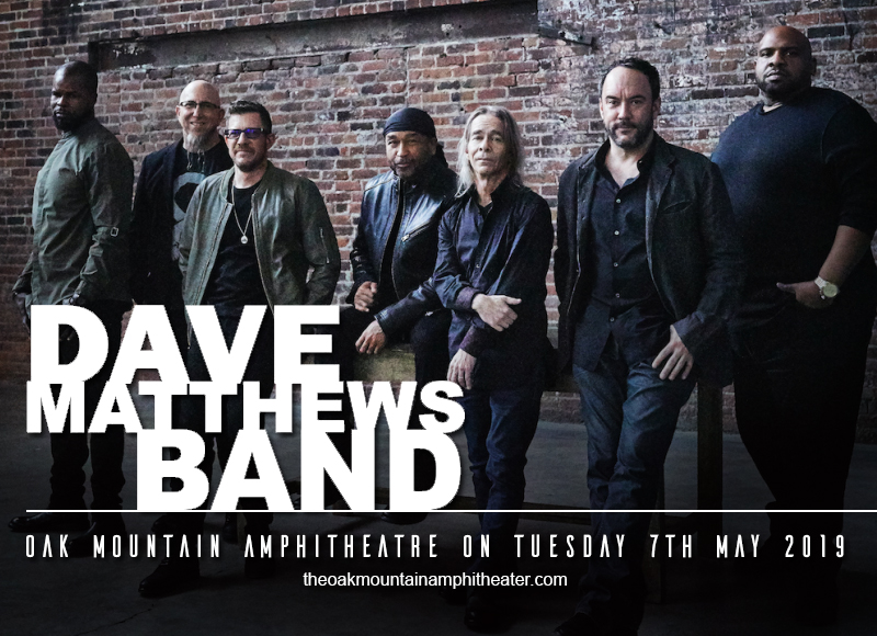 Dave Matthews Band at Oak Mountain Amphitheatre
