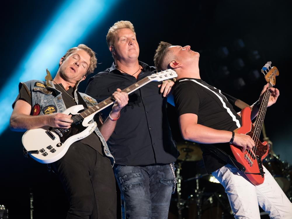 Rascal Flatts [CANCELLED] at Oak Mountain Amphitheatre