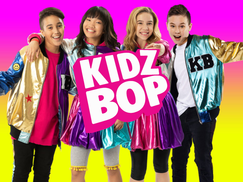 Kidz Bop Live at Oak Mountain Amphitheatre