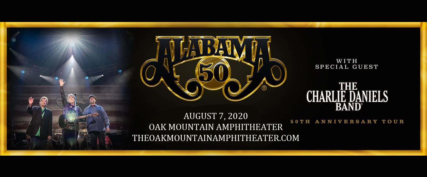 Alabama at Oak Mountain Amphitheatre
