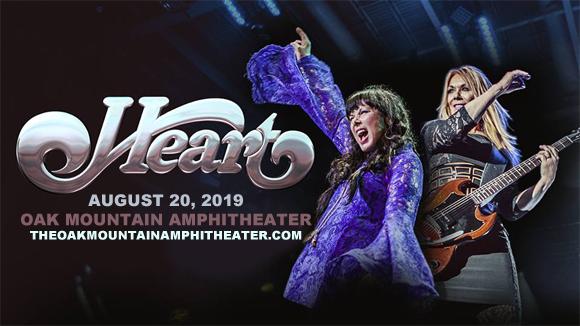 Heart, Brandi Carlile & Elle King at Oak Mountain Amphitheatre